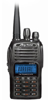Радиостанция  AnyTone AT-3318UV Dual Band Two Way Radio, Handheld Transceiver, Walkie Talkie, Radio