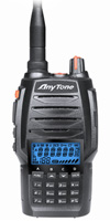 Радиостанция  AnyTone AT-938G Two Way Radio, Handheld Transceiver, Walkie Talkie,Radio